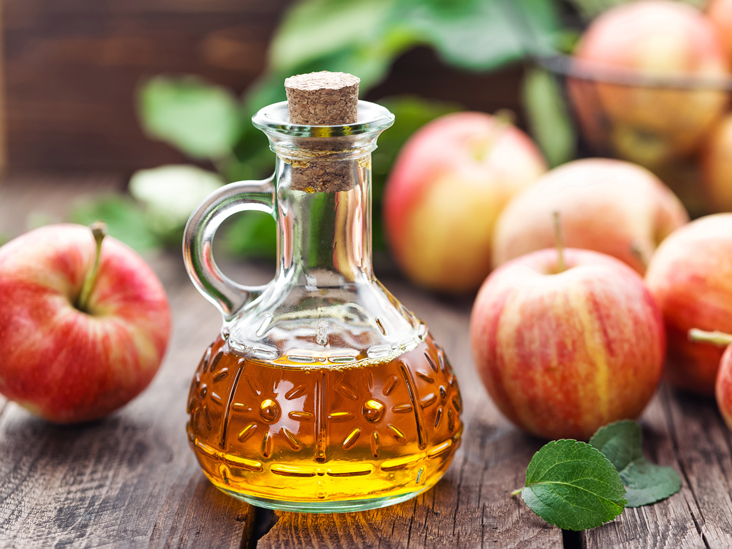 6 Proven Benefits Of Apple Cider Vinegar